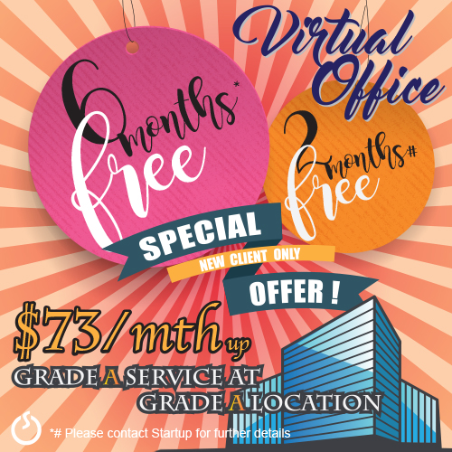 Startup_Virtual Office Promotion